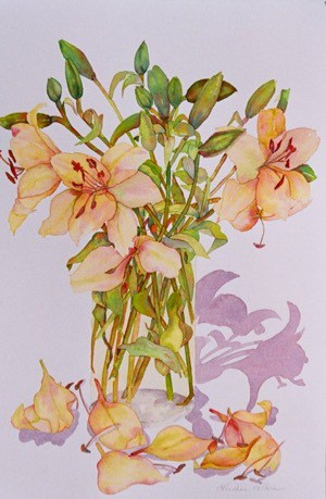 Christine McCowan watercolor